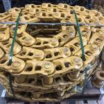 Material rodante para tratores de esteira